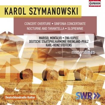 Cover Karol Szymanowski: Modern Times