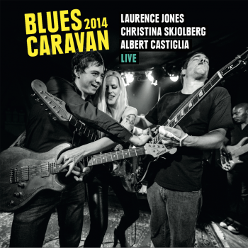 Cover Blues Caravan 2014 (Live)