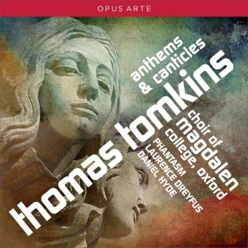 Cover Tomkins: Anthems & Canticles