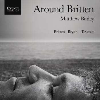 Cover Around Britten
