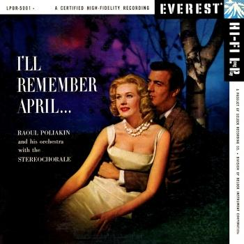 Cover I'll Remember April (Remastered)