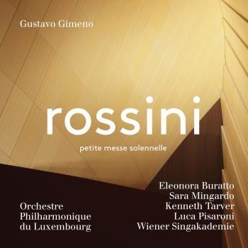 Cover Rossini: Petite messe solennelle