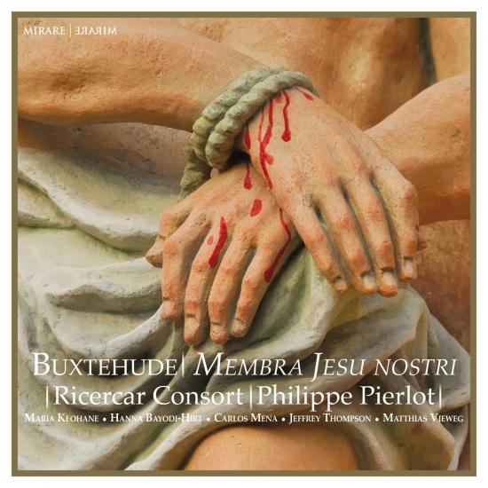 Cover Buxtehude: Membra Jesu Nostri