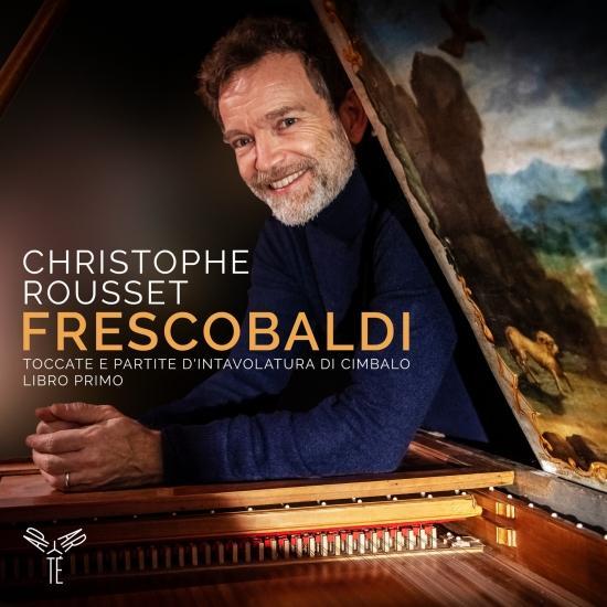 Cover Frescobaldi: Toccate e partite d'intavolatura di cimbalo, libro primo