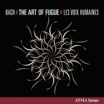 Cover Bach: Die Kunst der Fuge (The Art of Fugue)