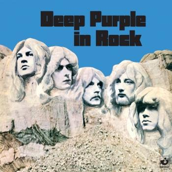 Cover Deep Purple In Rock (Remastered)