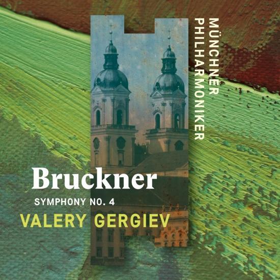 Cover Bruckner: Symphony No. 4, 'Romantic'