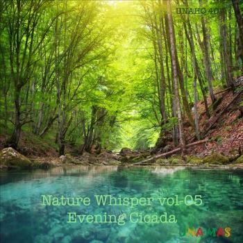 Cover Nature Whisper Vol. 05 Evening Cicada