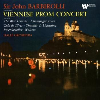 Cover A Viennese Prom Concert: The Blue Danube, Champagne Polka, Gold and Silver… (Remastered)