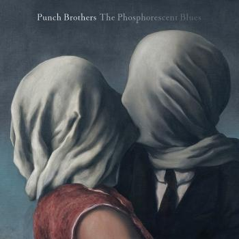 Cover The Phosphorescent Blues