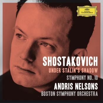 Cover Shostakovich: Under Stalin's Shadow - Symphony No. 10