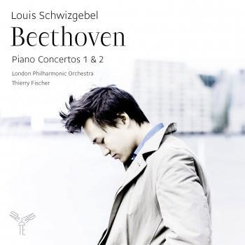 Cover Beethoveen: Piano Concertos 1 & 2