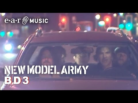 Video New Model Army - 'BD3' - Official Music Video (Redux)