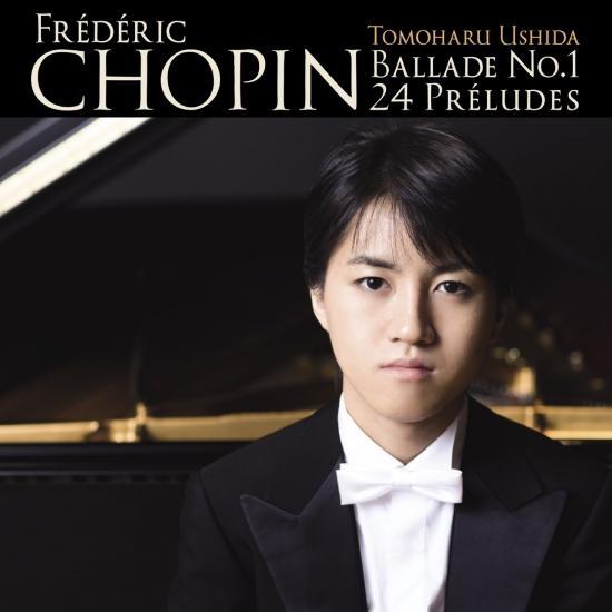 Cover Chopin: Ballade No.1 & 24 Préludes