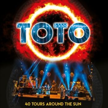Cover 40 Tours Around The Sun (Live)