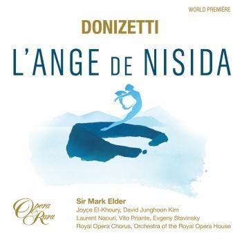 Cover Donizetti: L'Ange de Nisida (Live)