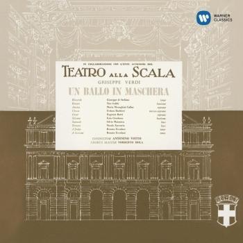 Cover Verdi: Un ballo in maschera (1956 - Votto) - Callas Remastered