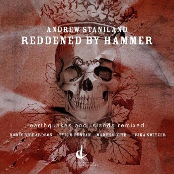 Cover Reddened by Hammer: Earthquakes & Islands Remixed