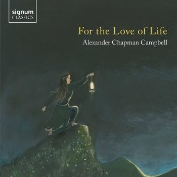 Cover Alexander Chapman Campbell: For The Love of Life