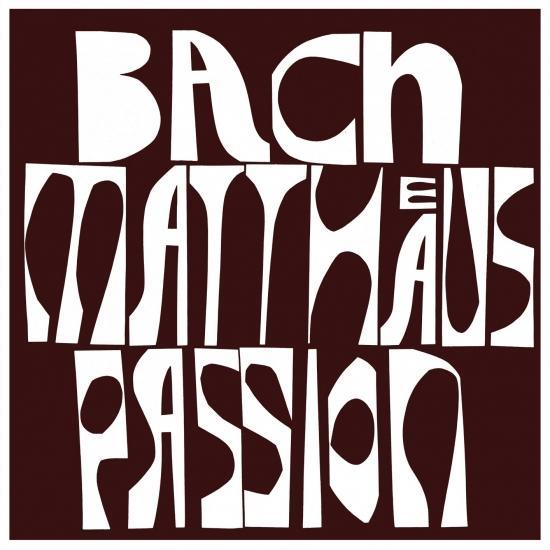 Cover Bach: Matthäus-Passion (Remastered)