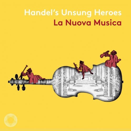 Cover Handel's Unsung Heroes