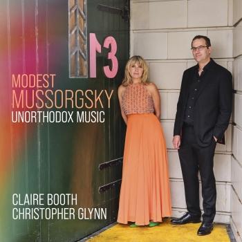 Cover Mussorgsky: Unorthodox Music