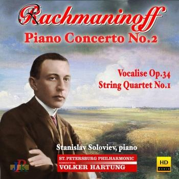 Cover Rachmaninoff: Orchestral Works