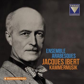 Cover Jacques Ibert: Kammermusik