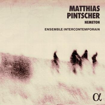 Cover Pintscher: Nemeton