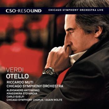 Cover VERDI: Otello
