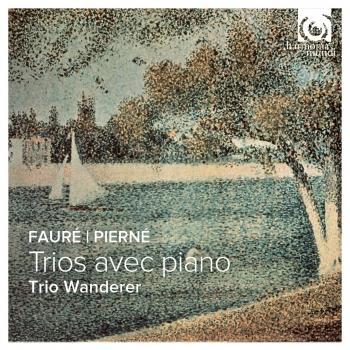 Cover Fauré & Pierné: Piano Trios