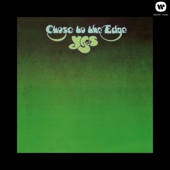 Cover Close To The Edge (Remastered)