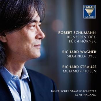 Cover Schumann / Wagner / Strauss
