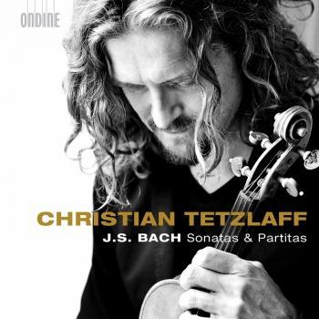Cover Bach: Violin Sonatas & Partitas
