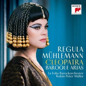 Cover Cleopatra - Baroque Arias