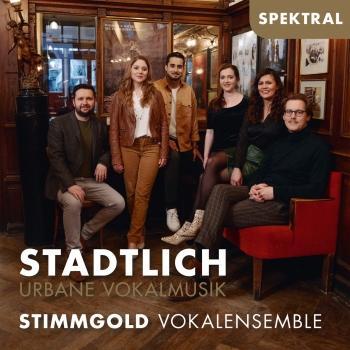 Cover Stadtlich - Urbane Vokalmusik