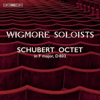 Cover Schubert: Octet in F Major, Op. Posth. 166, D. 803