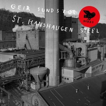 Cover St.Hanshaugen Steel