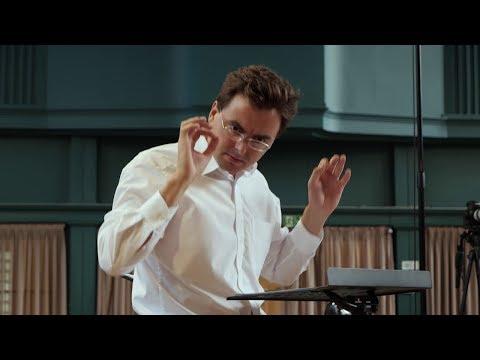 Video Alexander Grychtolik - Bach - Entfliehet, ihr Sorgen (Schäferkantate/Shepherd's Cantata BWV 249a): Making-of