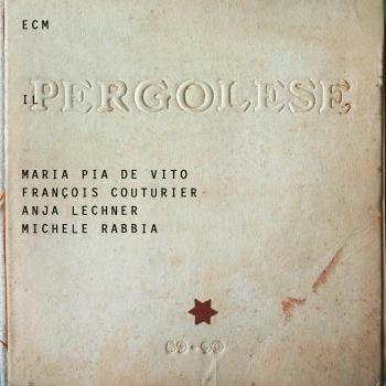 Cover Il Pergolese