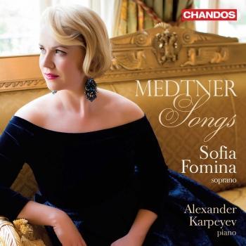 Cover Medtner: Songs