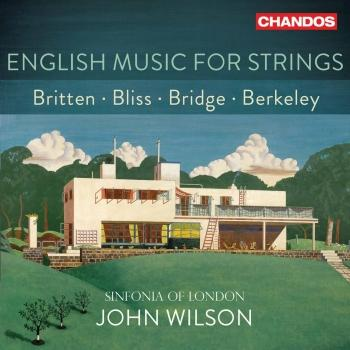 Cover English Music for Strings