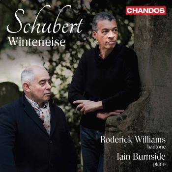Cover Schubert: Winterreise, Op. 89, D. 911