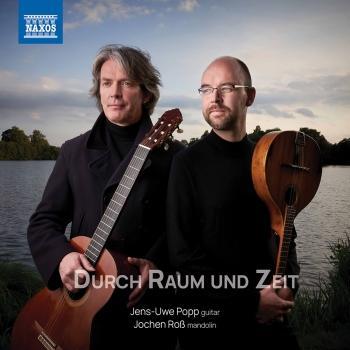 Cover Durch Raum und Zeit