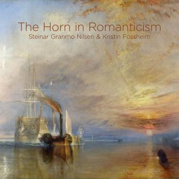 Cover The Horn in Romanticism