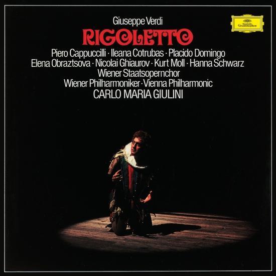 Cover Verdi: Rigoletto (Remaster)