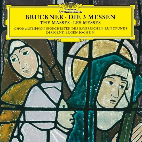 Cover Bruckner: Masses Nos 1-3 (Remaster)