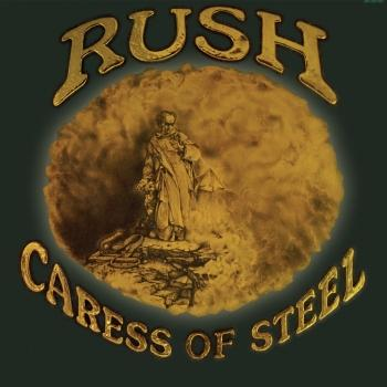 Cover Caress Of Steel (40th Anniversary Remaster 2015)