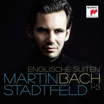 Cover Bach: Englische Suiten 1-3