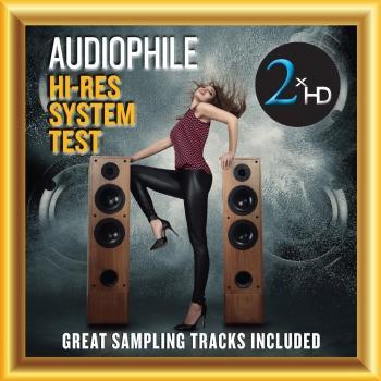 Cover Audiophile Hi-Res System Test